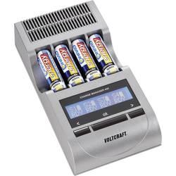 Polnilna naprava za okrogle baterije, vključno z akumulatorji VOLTCRAFT Charge Manager CM420 Micro (AAA), Mignon (AA)