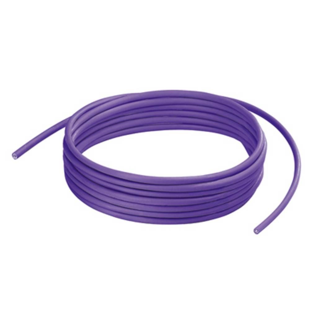 Omrežni kabel CAT 7 S/FTP 4 x 2 x 0.10 mm roza Weidmüller 1333160000 305 m