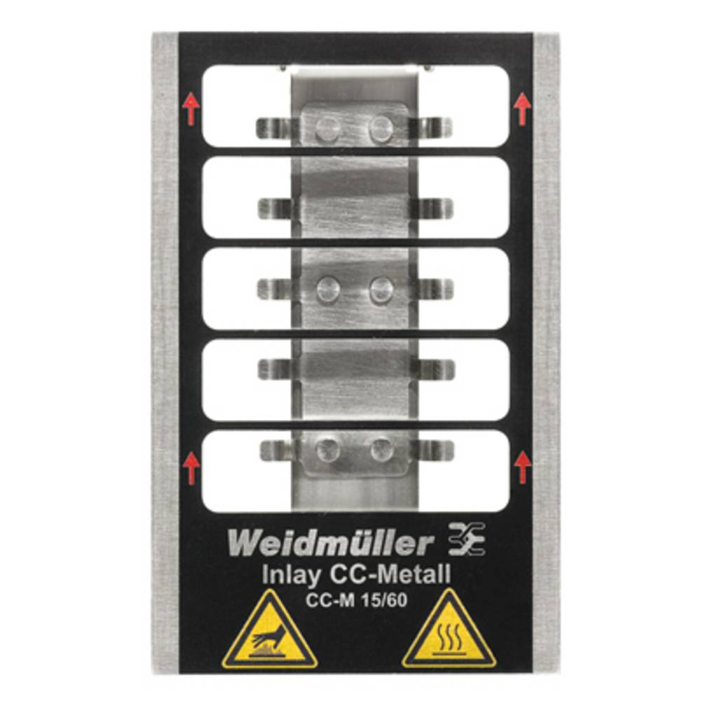 Inlay for PrintJet Pro INLAY CC-M 15/60 1341080000 Weidmüller 1 stk