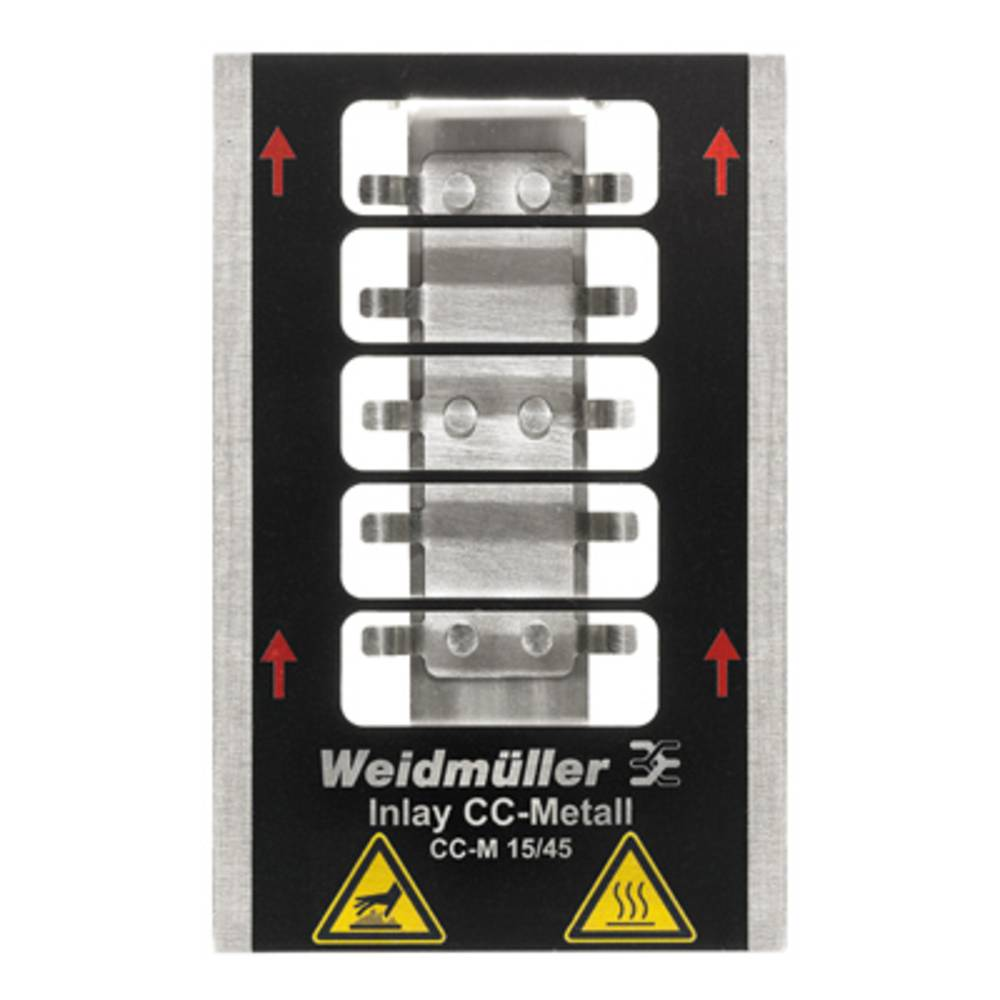 Inlay for PrintJet Pro INLAY CC-M 15/45 1341090000 Weidmüller 1 stk