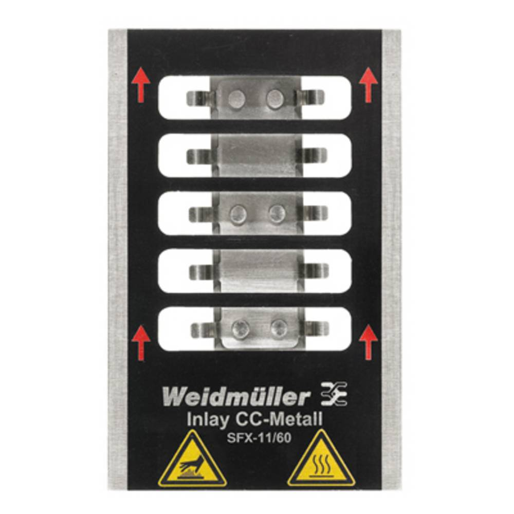 Inlay for PrintJet Pro INLAY SFX-M 11/60 1341110000 Weidmüller 1 stk