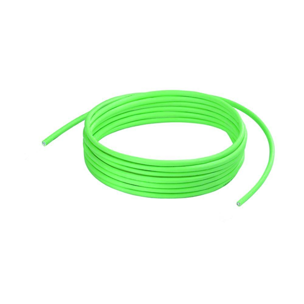 Omrežni kabel CAT 7 S/FTP 4 x 2 x 0.128 mm zelena Weidmüller 8813170000 100 m