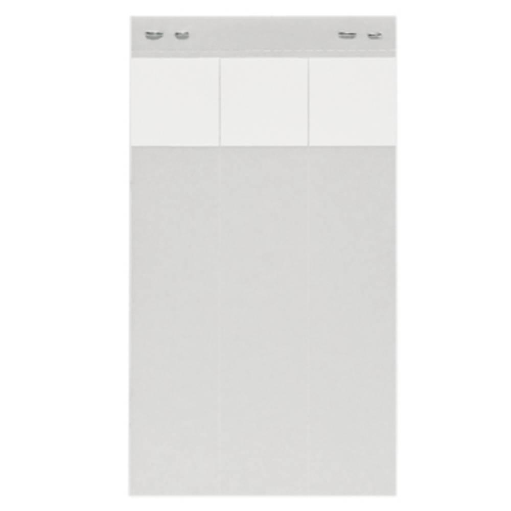 Printsystem printer Weidmüller WRITE-ON 127/25TP 1609770000 1 stk Hvid