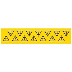 Etikete za označevanje kablov MARKO-C. 25X25X25 B/DR. Weidmüller vsebuje: 10 kosov