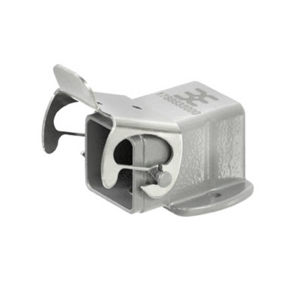 Ohišje za vtičnice HDC 04A SLU 1PG11G Weidmüller 1652490000 1 kos