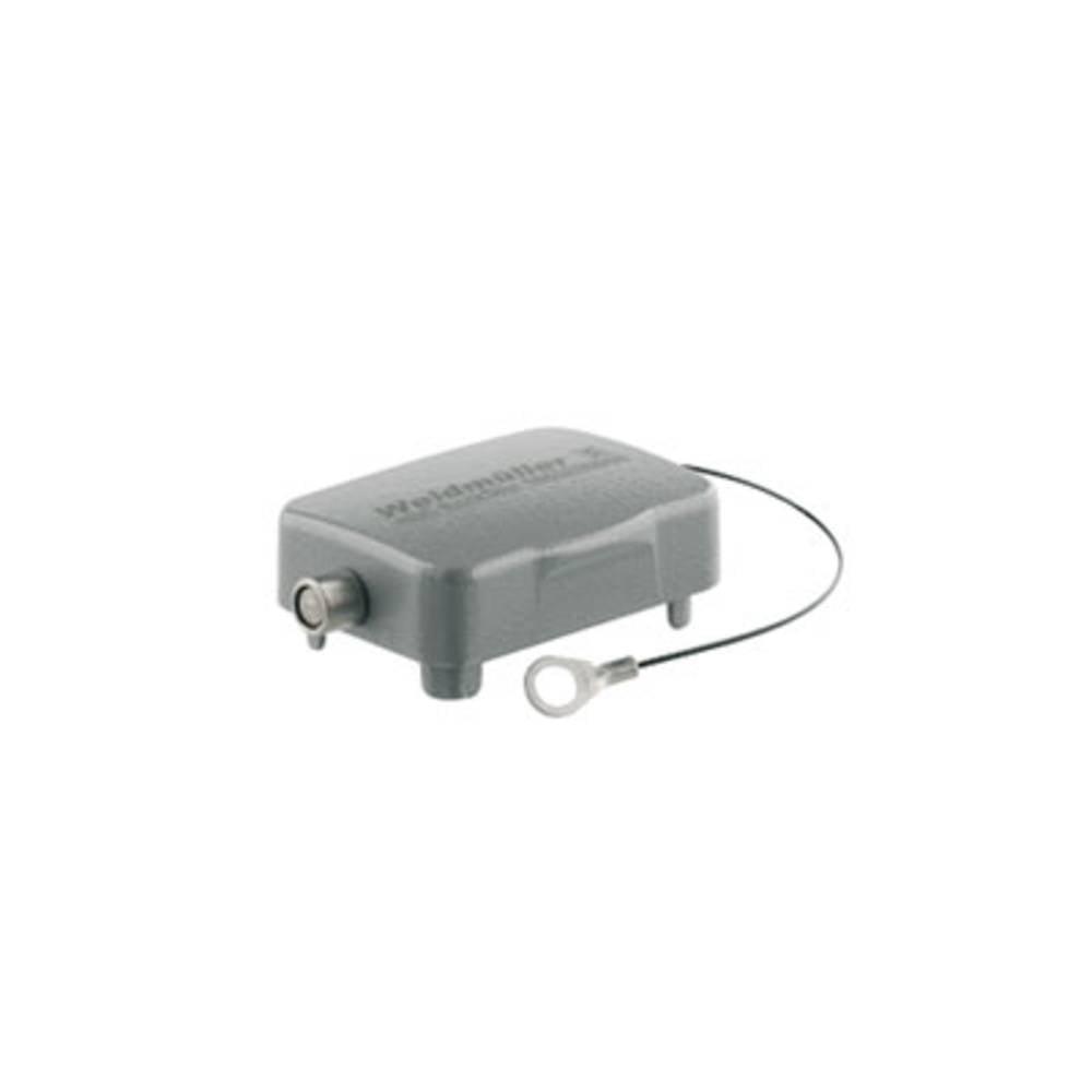 Ohišje vtičnega konektorja HDC 06B DODL 2BO Weidmüller vsebuje: 1 kos