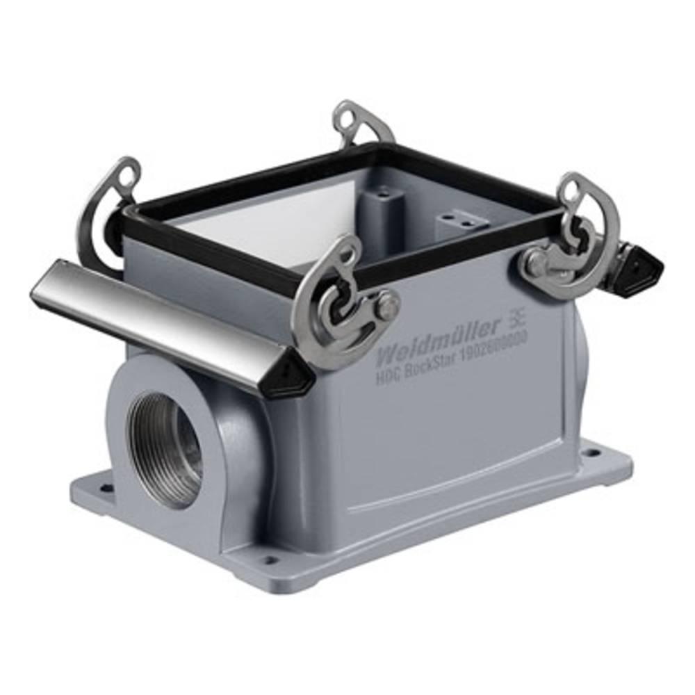Ohišje za vtičnice HDC 32B SBU 2PG29G Weidmüller 1666920000 1 kos
