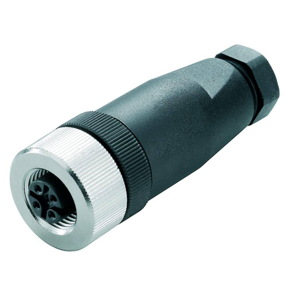 Vtični konektor za senzorje in aktuatorje, vtičnica SAIB-8/9 Weidmüller vsebuje: 1 kos