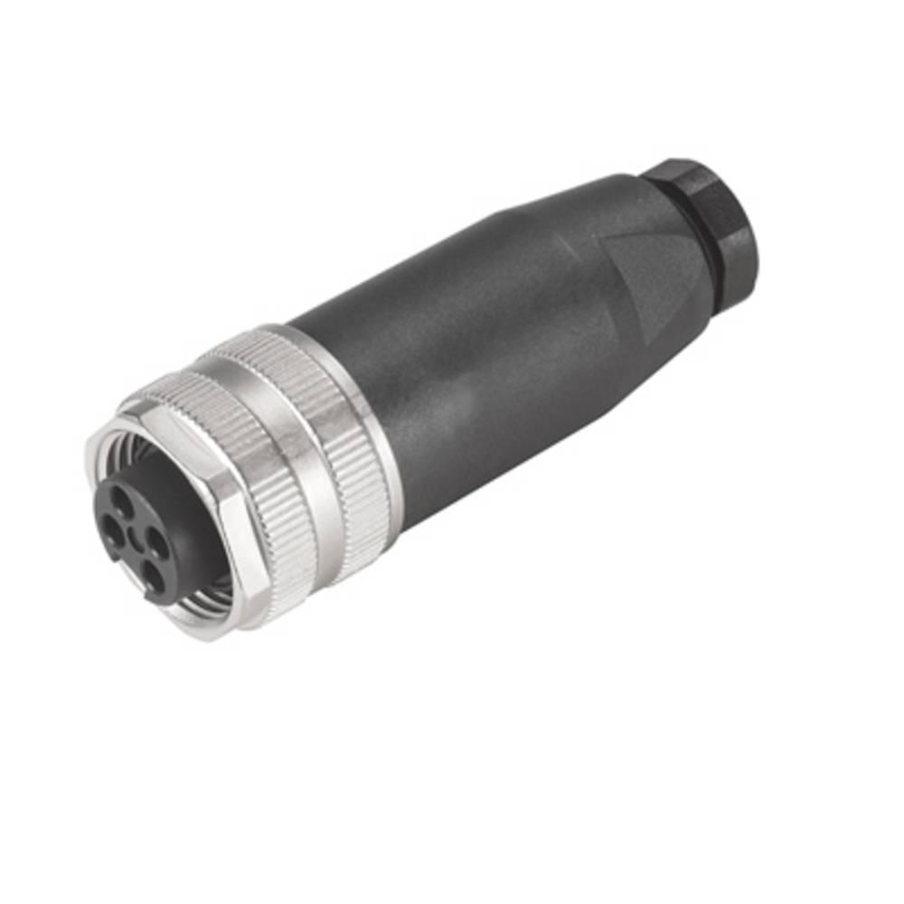 Vtični konektor za senzorje in aktuatorje, vtičnica SAIB-4/9-7/8 Weidmüller vsebuje: 1 kos