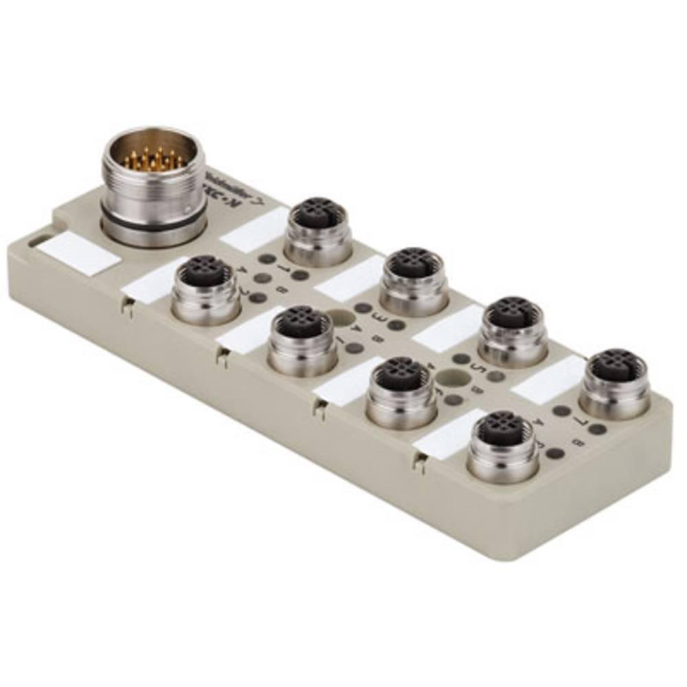Razdelilnik za pasivne senzorje in aktuatorje SAI-8-S 4P FC Weidmüller vsebuje: 1 kos