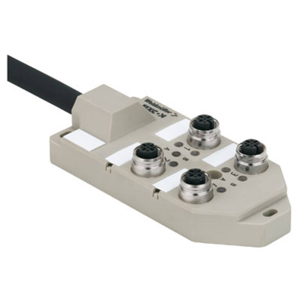 Razdelilnik za pasivne senzorje in aktuatorje SAI-4-SH 5P FC Weidmüller vsebuje: 1 kos