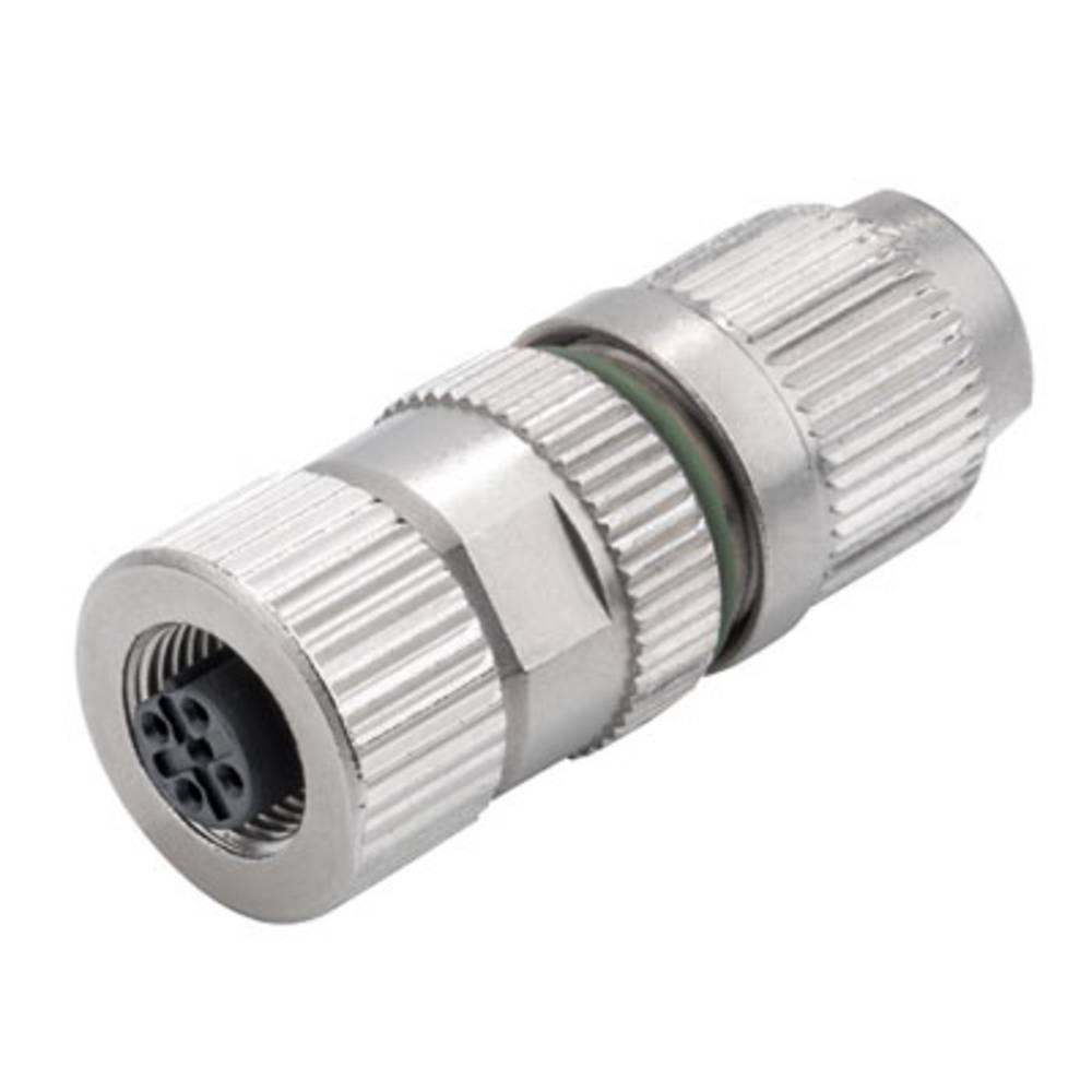 Vtični konektor za senzorje in aktuatorje, vtičnica SAIB-3-IDC-M12B-COD Weidmüller vsebuje: 1 kos