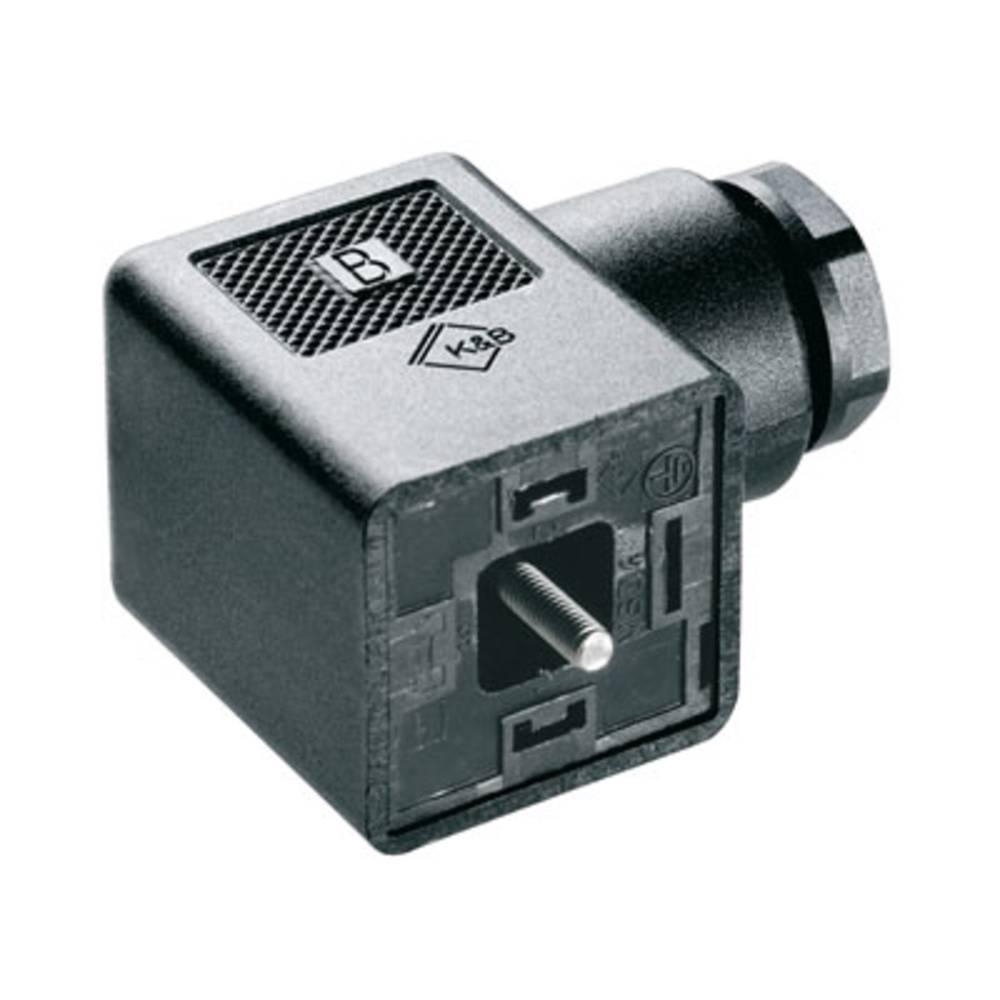 Sensor / Aktorsteckverbinder jack Weidmüller SAIB-VSA-3P/230/9-H/OB 1 stk