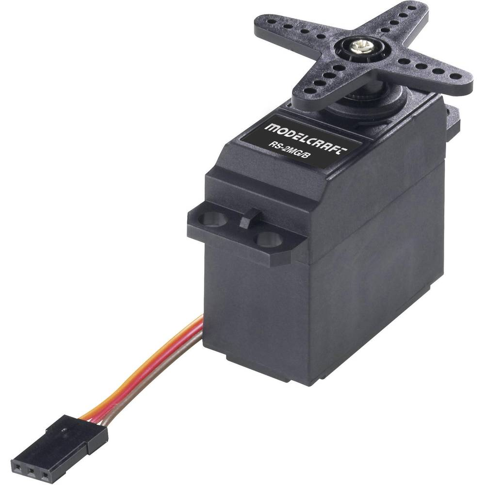 Top-Line Standard Servo RS2 MG/BB Modelcraft