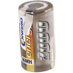 NiMh baterija za modele Conrad energy Sub-C 1.2 V 2000 mAh s lemnim zastavicama