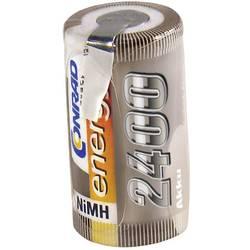 NiMh baterija za modele Conrad energy Sub-C 1.2 V 2400 mAh s lemnim zastavicama