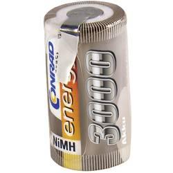 NiMh baterija za modele Conrad energy Sub-C 1.2 V 3000 mAh s lemnim zastavicama