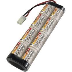 RC Batteripack (NiMh) 9.6 V 3700 mAh Antal celler: 8 Conrad energy Stick Tamiya stickpropp