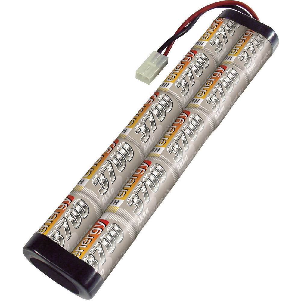 Modelarstvo - akumulatorski paket (NiMh) 12 V 3700 mAh Conrad energy Stick Tamiya-vtič