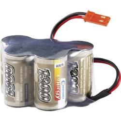Conrad energy NiMH akumulator za prijemnike modela 6 V 1300 mAh grba bec