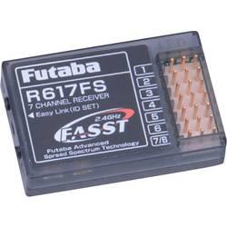 FUTABA 7-kanalna sprejemna enota R-617 FS 2,4 GHz F0967