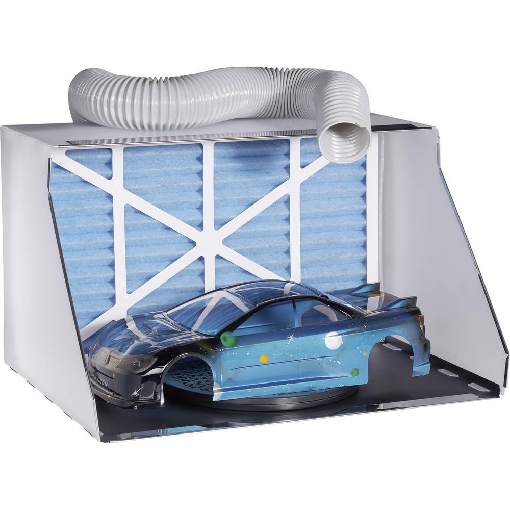 Odsesovalna naprava za pršilno barvanje z vgrajeno vrtljivoploščo Conrad