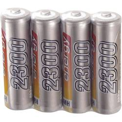 RC Batteri-cell NiMH R6 (AA) 1.2 V 2300 mAh Conrad energy Set 4 st
