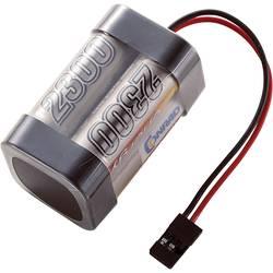 RC Mottagarbatteri (NiMh) Conrad energy NiMH R6 (AA) Block 4.8 V 2300 mAh
