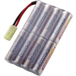 RC Batteripack (NiMh) 9.6 V 2300 mAh Antal celler: 8 Conrad energy Stick Mini-Tamiya stickpropp