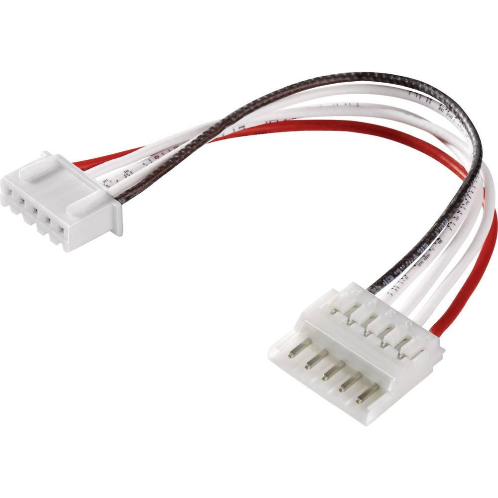 Adapterski kabel Modelcraft zaLiPo-akumulatorje z uravnalnikom