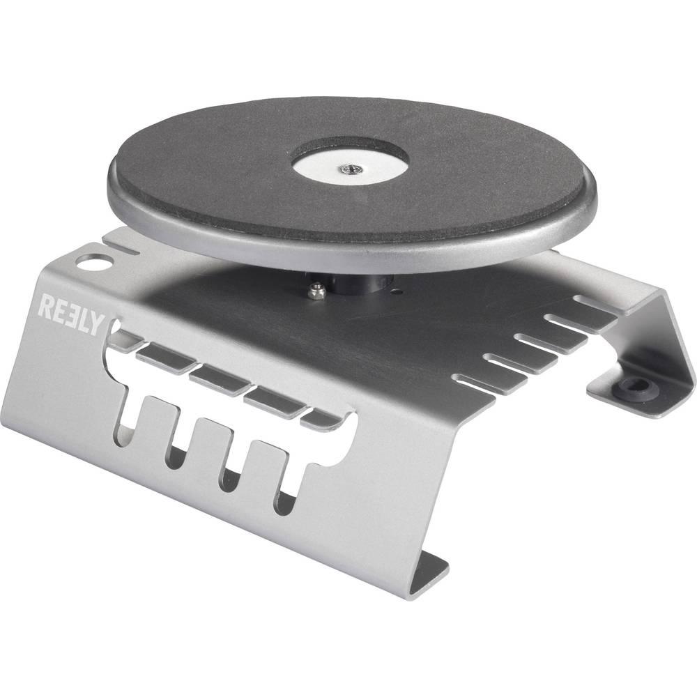 Aluminijasto montažno stojaloReely v obliki vrtljivega krožnika, nastavljivo po višini FS9020C