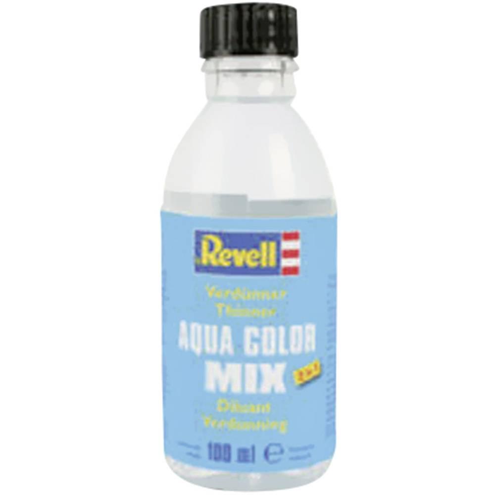 Razredčilo in sredstvo za zakasnitev sušenja Revell Aqua Color Mix, 100 ml steklena posoda 39621