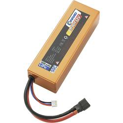 RC Batteripack (LiPo) 7.4 V 5600 mAh Antal celler: 2 50 C Conrad energy Box Hardcase T-anslutning