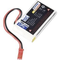 Modelarstvo - akumulatorski paket (LiPo) 3.7 V 1000 mAh 10 C Conrad energy BEC