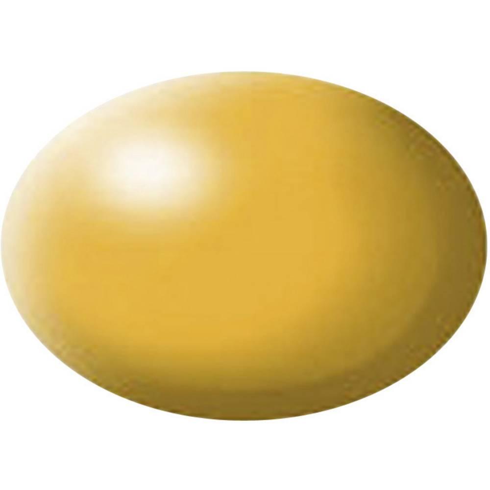 Vodena boja Revell Lufthansa-žuta (svileno mat) 310 Limenka 18 ml