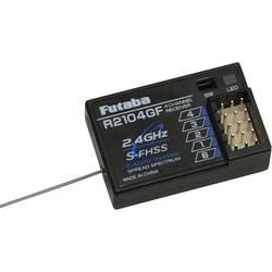 Futaba 4-kanalni sprejemnik 2.4 GHz z vtičnim sistemom Futaba F0996