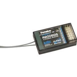Futaba 6-kanalni sprejemnik 2.4 GHz FHSS z vtičnim sistemom Futaba F1006