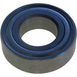 Reely BB081605 Kullager radiellt Kromstål Inre diameter: 8 mm Ytterdiameter: 16 mm Varvtal (max.): 41000 rpm