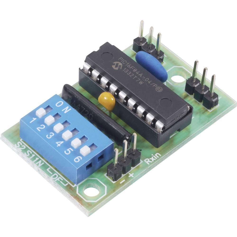 Conrad Electronic Servo zakasnilni modul