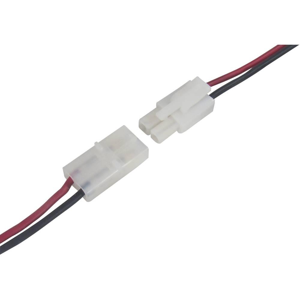Moški in ženski konektor s kablom Modelcraft, Tamiya, 1,5 mm2 208291