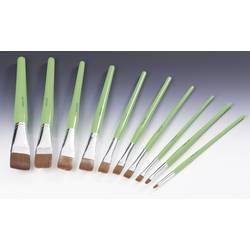 Ploščati čopiči Young Art, velikost: 2, 4, 6, 8, 10, 12, komplet E10710-05