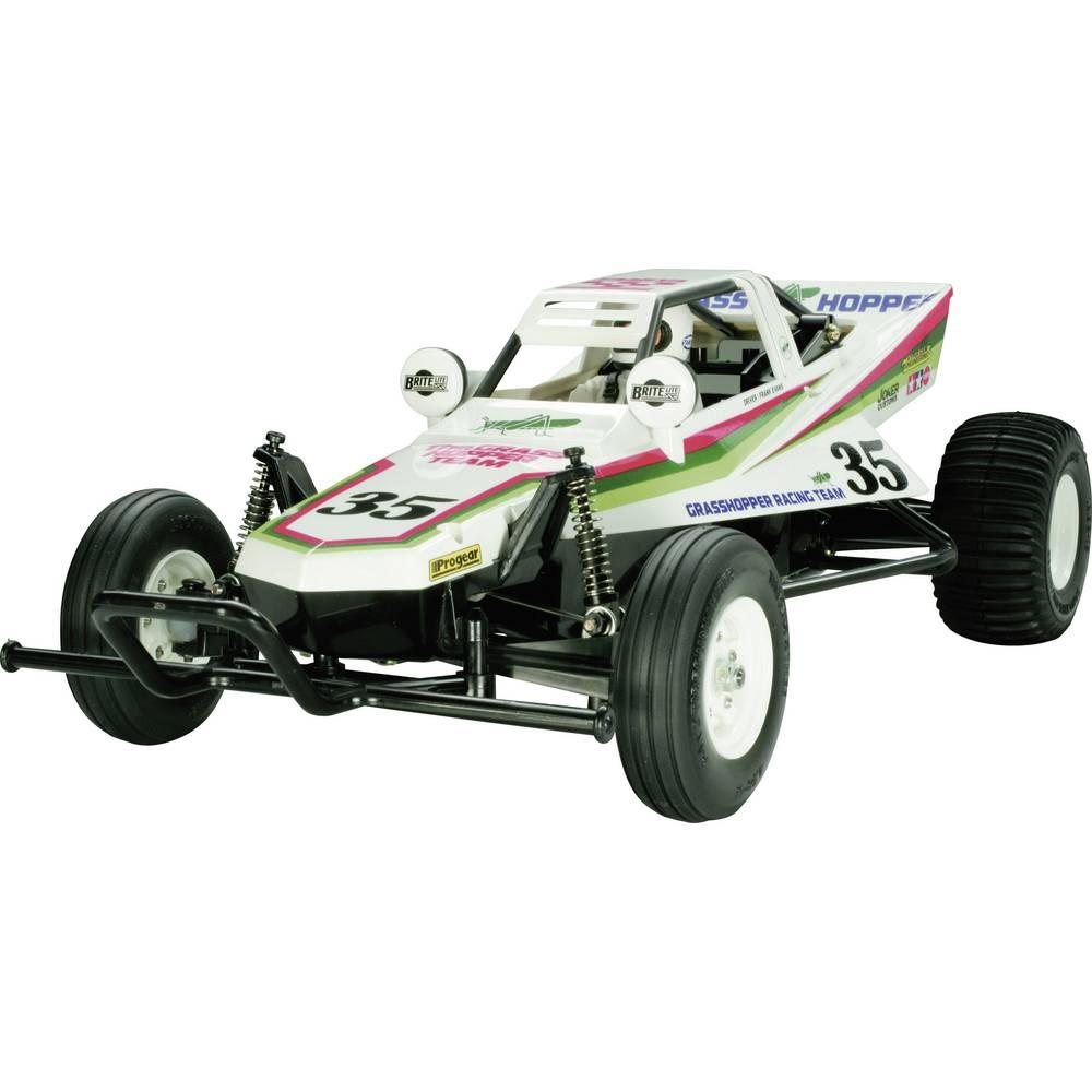 Model avtomobila 1:10 ElektroBuggy Tamiya The Grasshopper I 2005, 2WD, za sestavljanje 58346