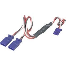 Y-kabel Modelcraft, izvedba: Futaba, 0,5 mm2 208410