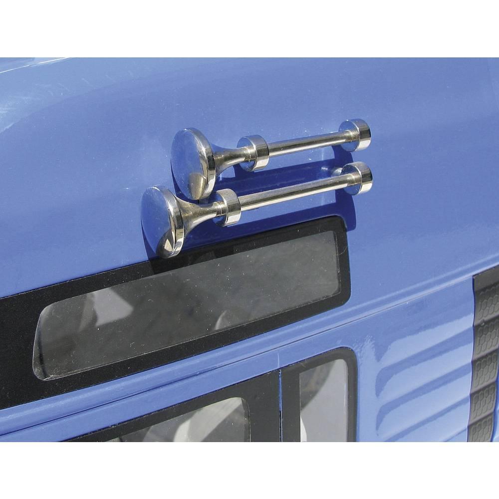 Komplet trobelj za tovornjak Carson, 1:14, ponikljane, 907096