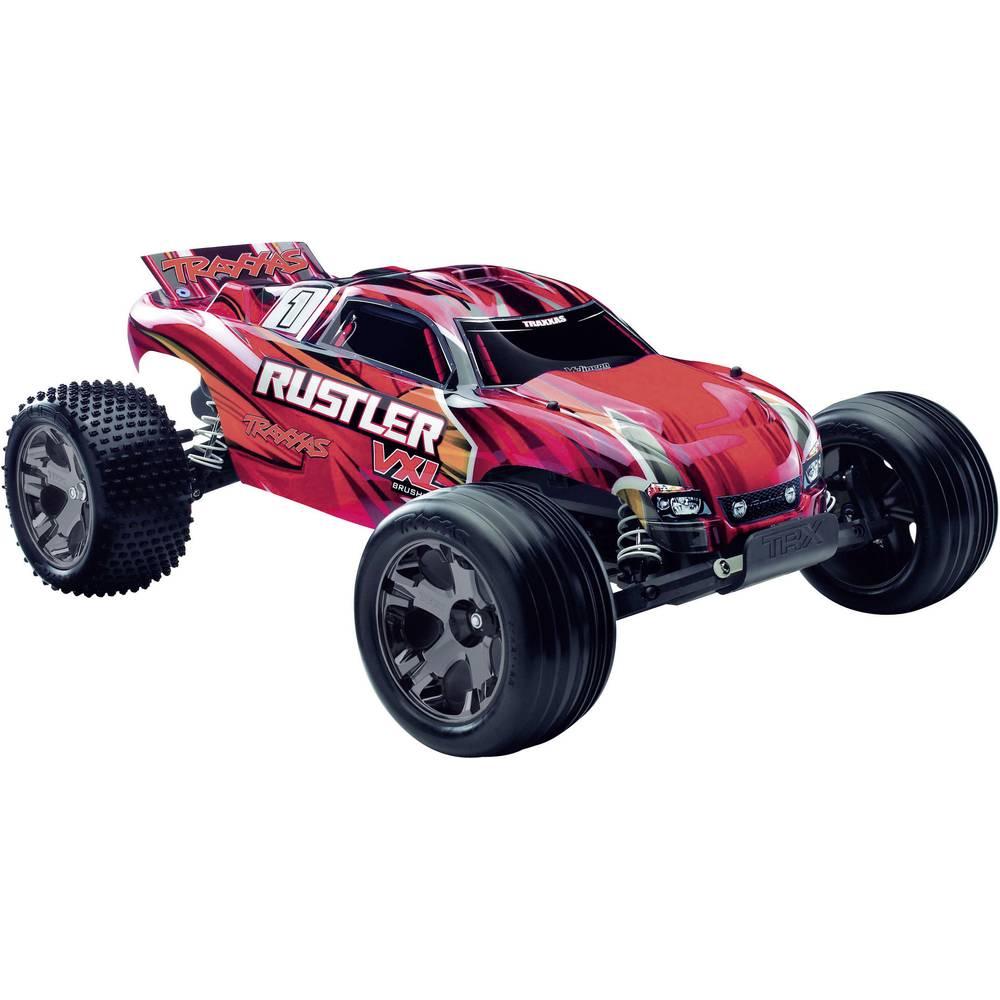 Traxxas 1:10 Elektro Truggy Rustler VXL 2WD RtR 2.4 GHz 293707