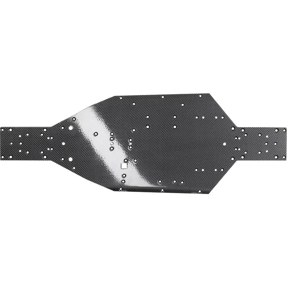 Aluminijasta plošča šasije Reely CF-6B, 102102, nadomestni del
