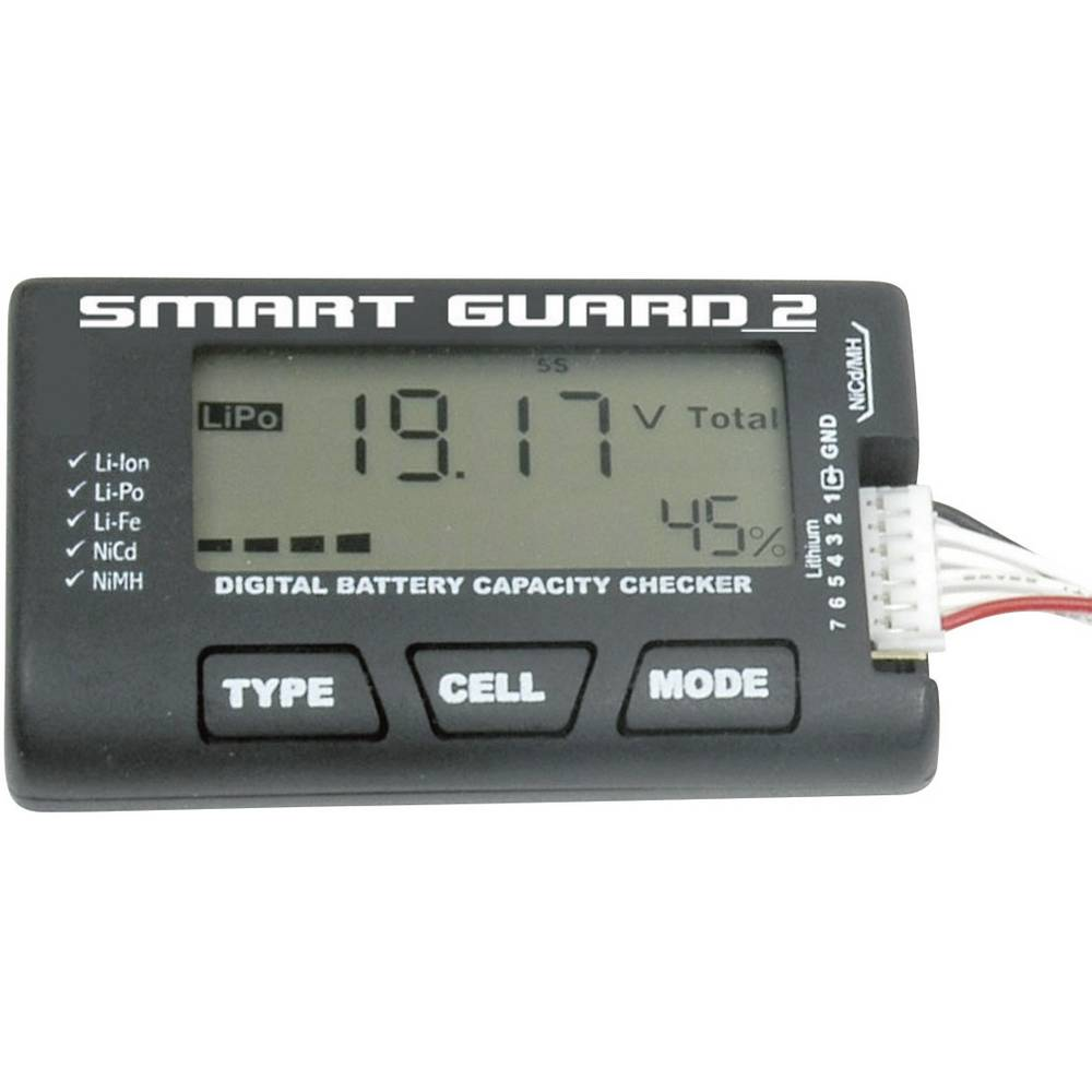 Tester akumulatorjev T2M Smart Guard 2 T1229