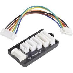 LiPo uravnalni adapter, izvedba polnilnika: XH izvedba akumulatorja: XH primeren za celice: 2 - 6 VOLTCRAFT