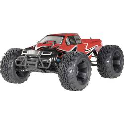RC-modelbil Monstertruck 1:10 Reely Titan Elektronik 4WD Byggesæt