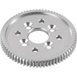 Reely 532033C Tuning aluminijast-glavni zobnik, 62 zobni Modul 0,6
